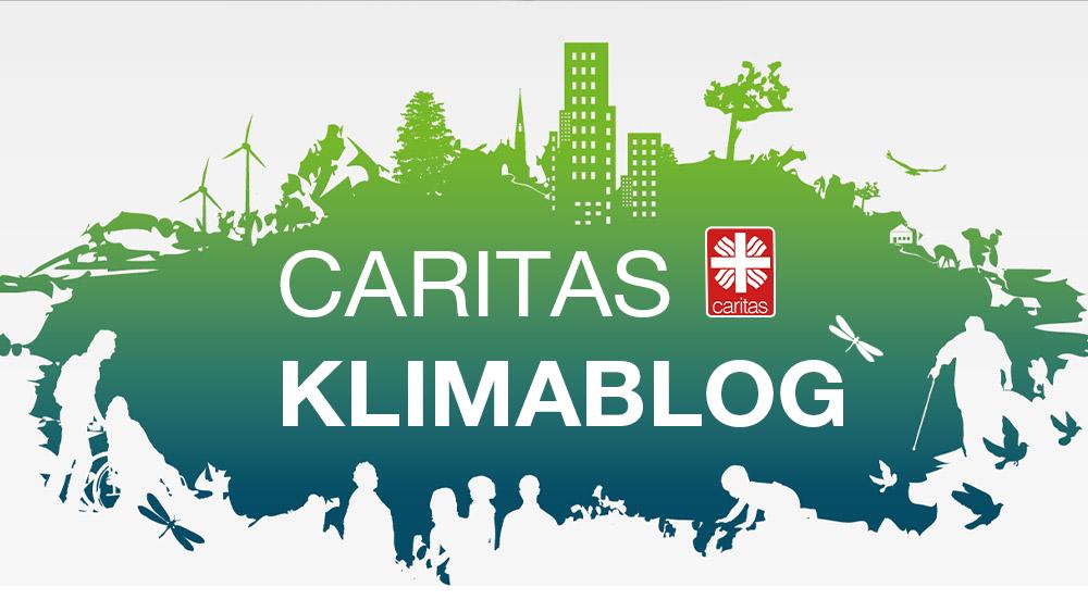Caritas-Klimablog Logo